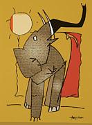 Artist  Singh - Elephant 12