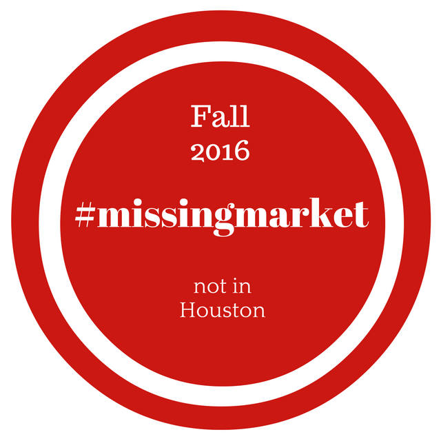 Some of us are partying on Instagram while missing market in Houston. Follow the adventure because there are TONS of giveaways in store. #missingmarket