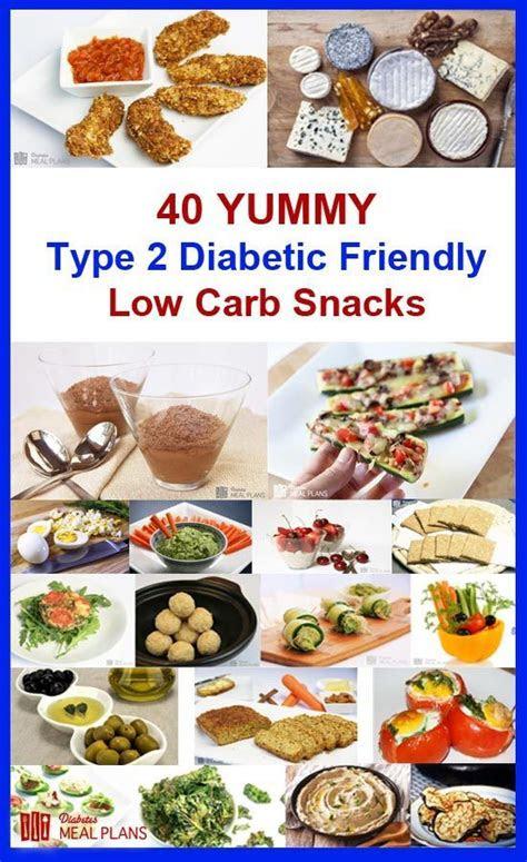 yummy  carb diabetic snacks   diabetic