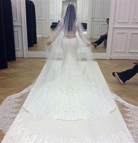 25 Most Expensive Celebrity Wedding Dresses 2017