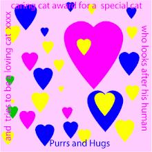 Caring Cat Award