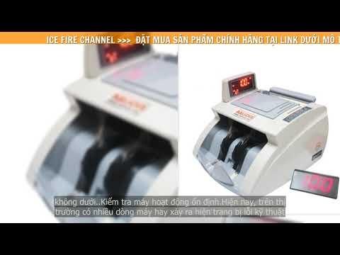 Hướng dẫn chọn mua máy đếm tiền phù hợp