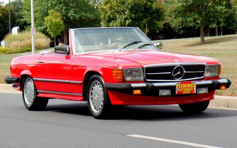 1977 Mercedes-Benz 450SL | 1977 Mercedes 450SL for sale to ...