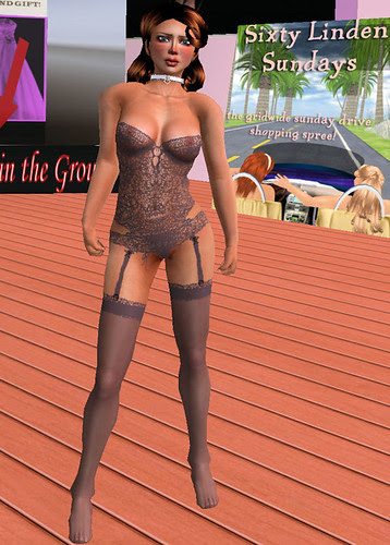 60L Sunday Inzane's creations Serenity Lingerie