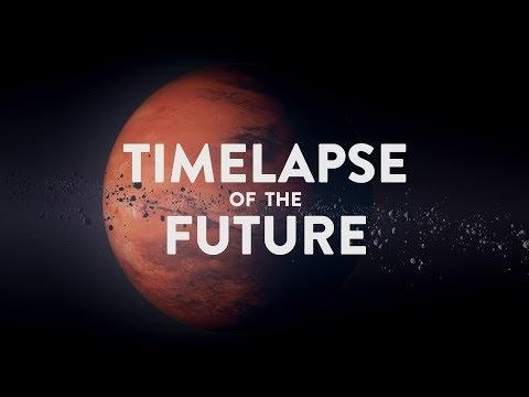 Timelapse do futuro: uma jornada para o fim dos tempos