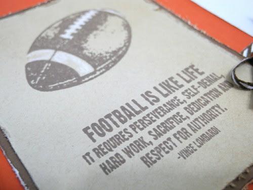 Football (detail)