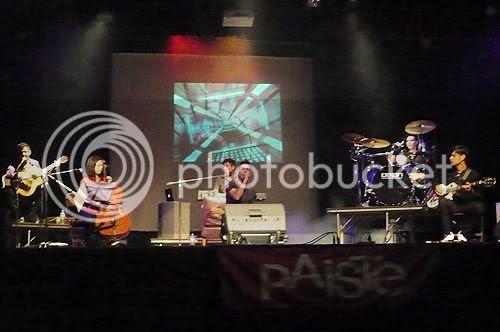 Dolores Delirio en ICPNA, Lima - 18/12/2008