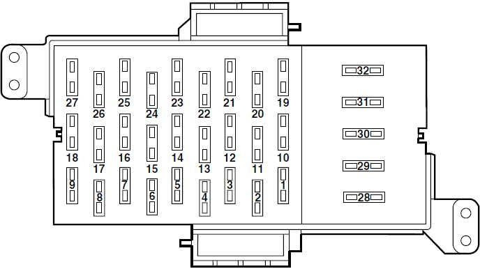2004 Crown Vic Fuse Box Diagram Wiring Diagram Frankmotors Es