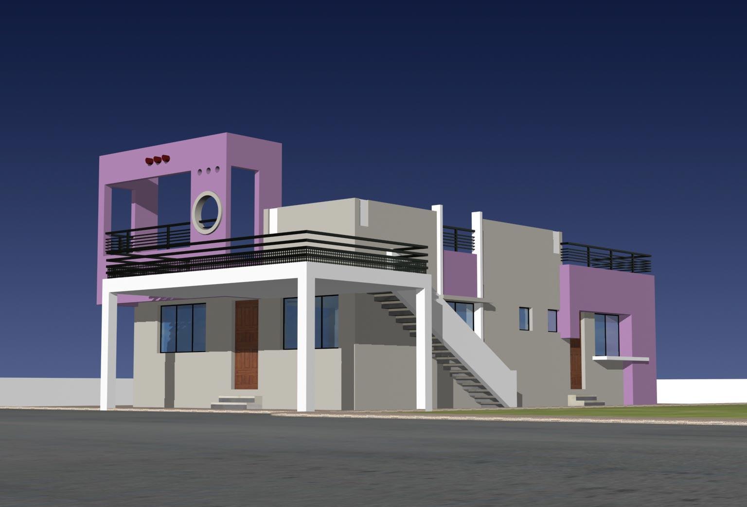 Interior Exterior design Collection of