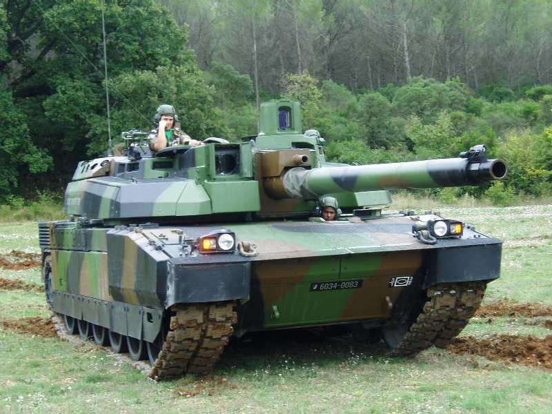 Resultado de imagen para AMX-56 Leclerc