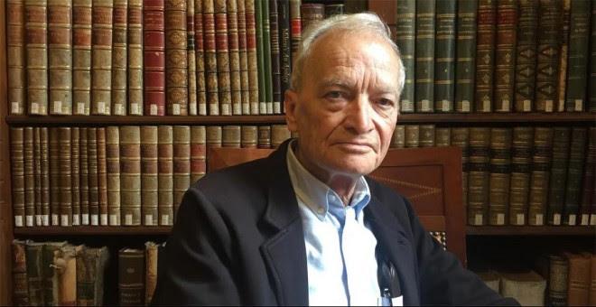 El escritor Luis Goytisolo.