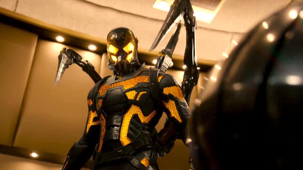 recensione ant-man