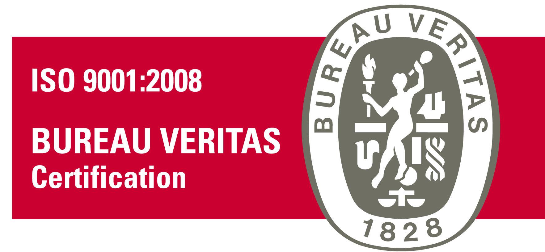 Certificação - ISO 9001