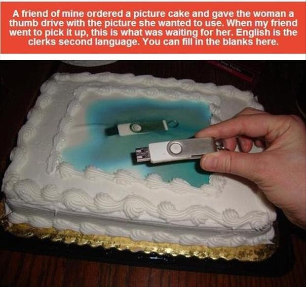 Funny Birthday Cakes Dump A Day
