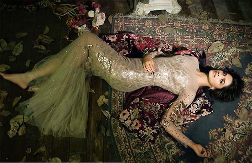 Deepika Padukone Vogue Cover Shoot