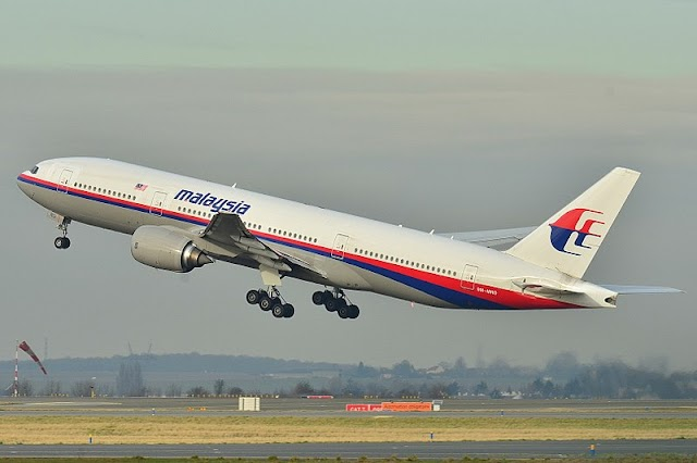 Misteri Penerbangan MH370 Maret 2014