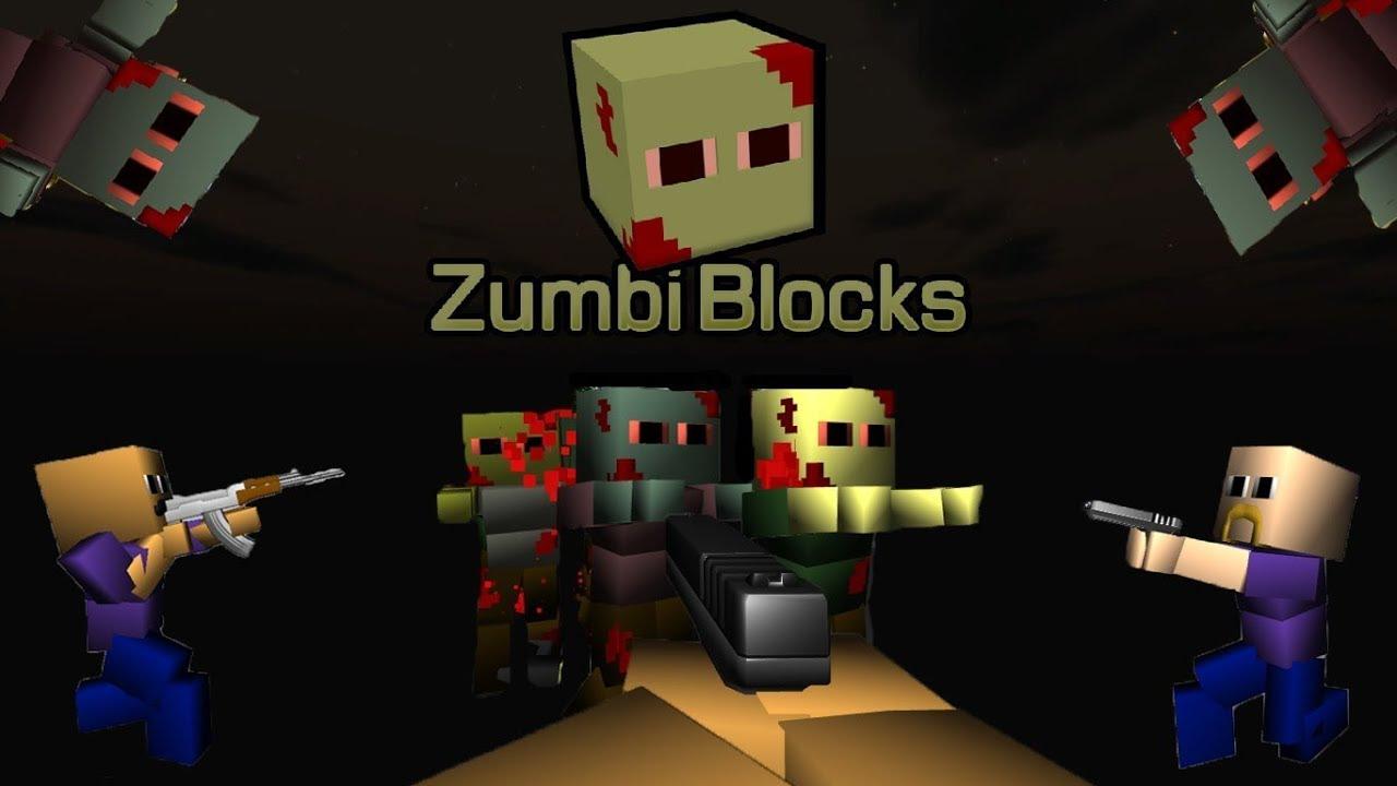 Minecraft Zumbi Block 9d - Syurat g