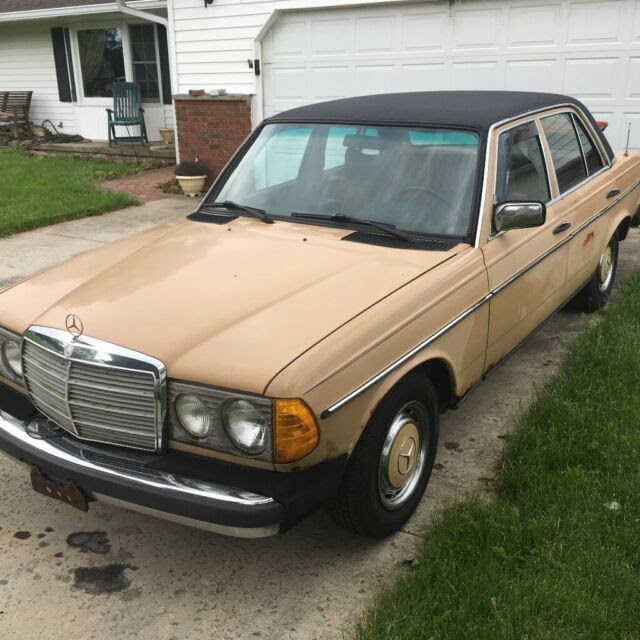 1978 Mercedes 240d Diesel for sale - Mercedes-Benz 200 ...