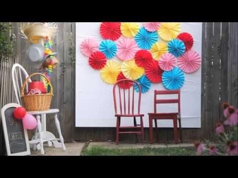 paling keren dekor tunangan simple di rumah - neng eceu