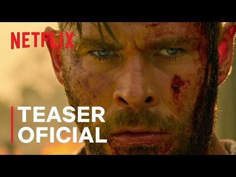RESGATE 2 | Assista o teaser da sequência do sucesso com Chris Hemsworth