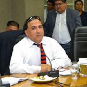 Concejal Juan Carlos Chinga