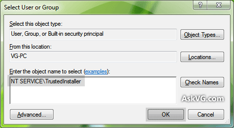 how to stop trustedinstaller windows 7