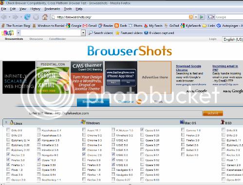 Blogger: Заказываем скриншоты своего блога