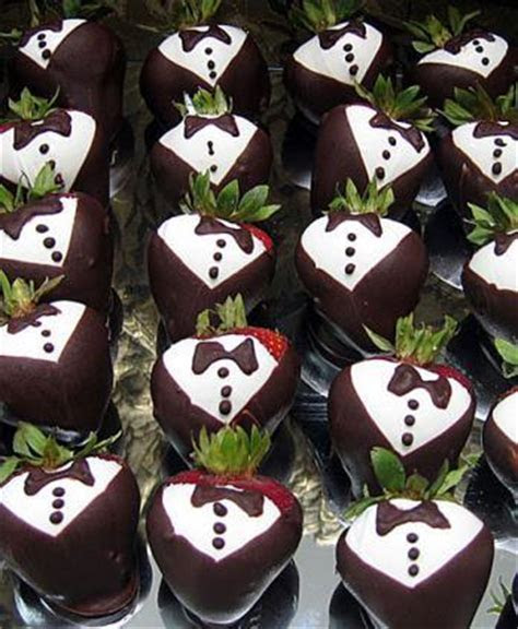 16 Chocolate Dipped Strawberry Wedding Cake Ideas ? Candy