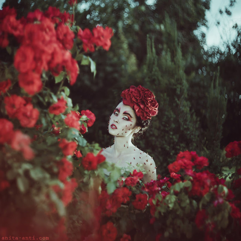 Magical Portraits of Ukrainian Photographer Anita Anti
