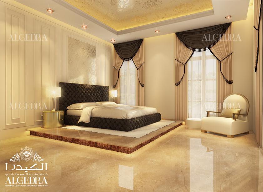Luxury Master Bedroom Design Interior Decor by Algedra - Bedroom Interior Design With Cost Kerala Home Design And Floor Plans