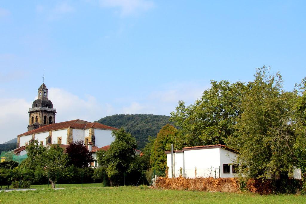 en el valle de Liendo, Cantabria