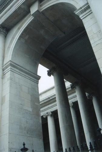 Bank of Ireland bulding