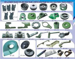 Replacement Spares For Lmw Draw Frame Textile Spinning Spares For
