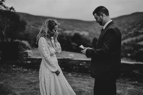 Elopement Wedding South Wales Brecon   Wales Wedding