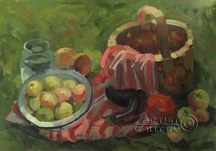Impressionist Still Life Paintings