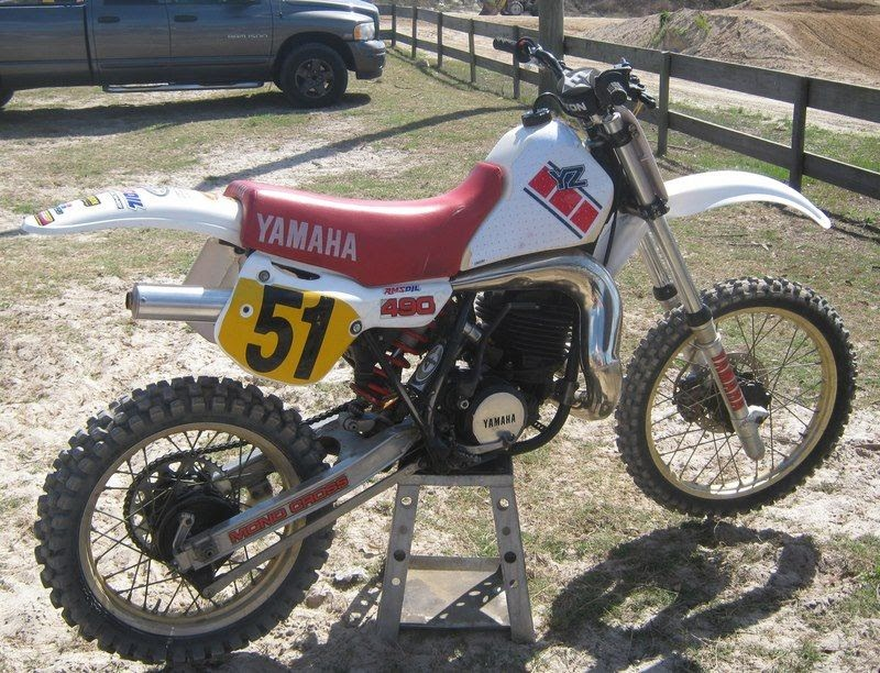 Yamaha Yz 490 For Sale - Car View Specs