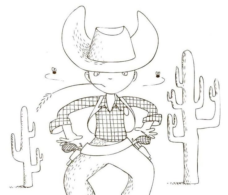 28 coloriage cowboy png  malvorlagen fur kinder kostenlos