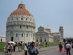 Pisa Cathedale, Pisa, Italy