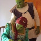 shrek and fiona 140x140 Shrek Wedding is Hillarious