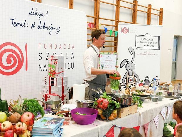 Przepisy Kulinarne Dla Dziecka Niemowle Dziecko Przedszkolak