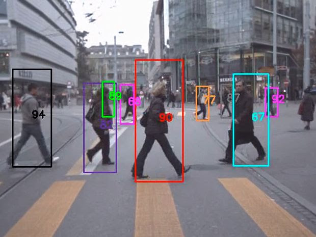 Car Camera Network Could Produce Virtual Maps Of