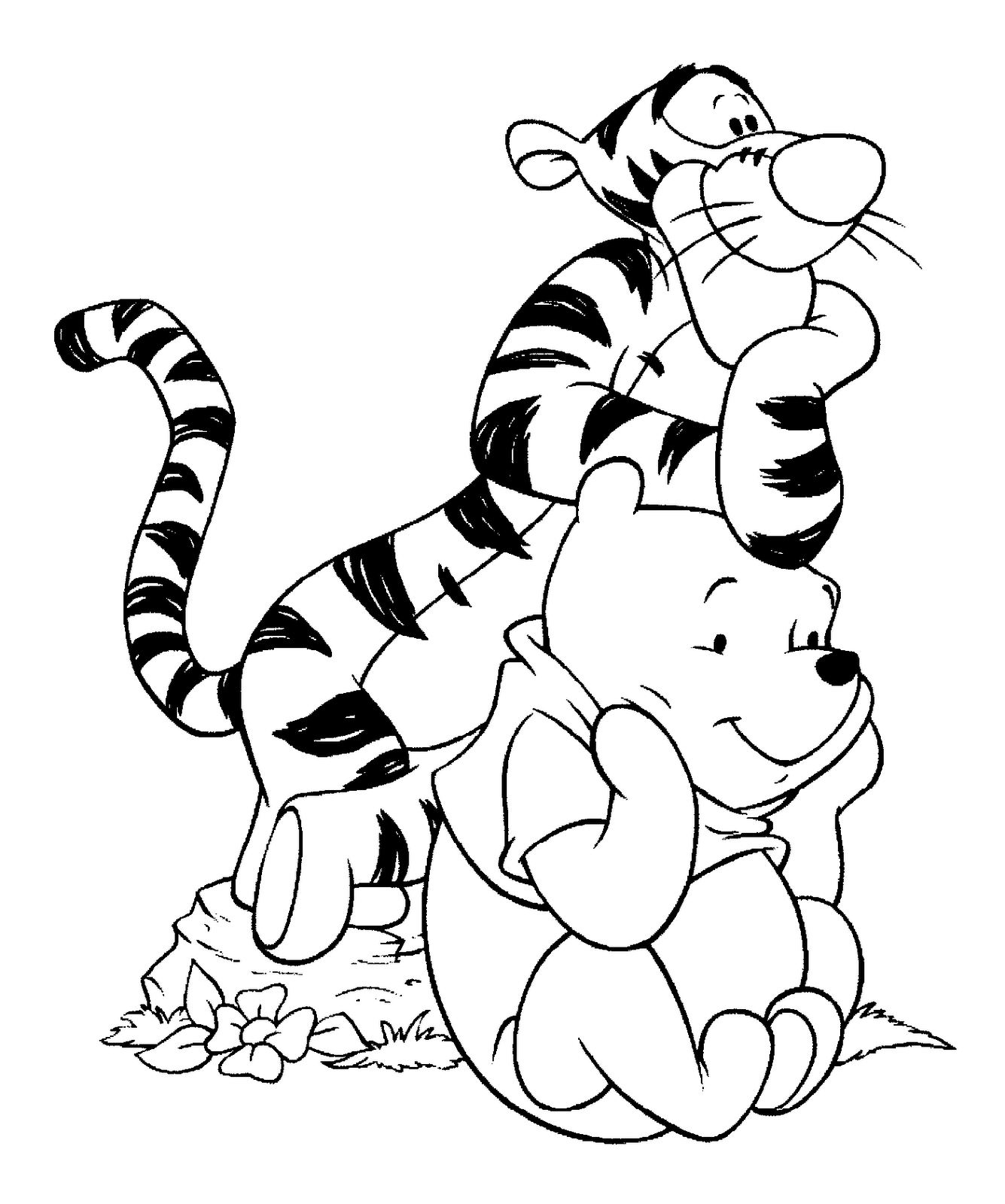 Imagenes De Muñequitos Para Dibujar Dibujos Para Colorear Online