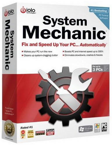 System Mechanic Free 11.7.0.15 Full