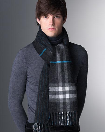 Burberry Scarf Fashion