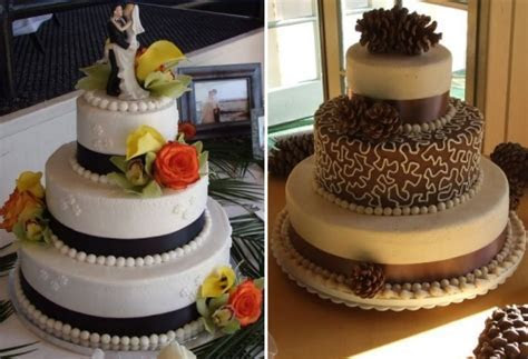 Repost: Recycled Bride?s Eco Wedding Cakes   Planned