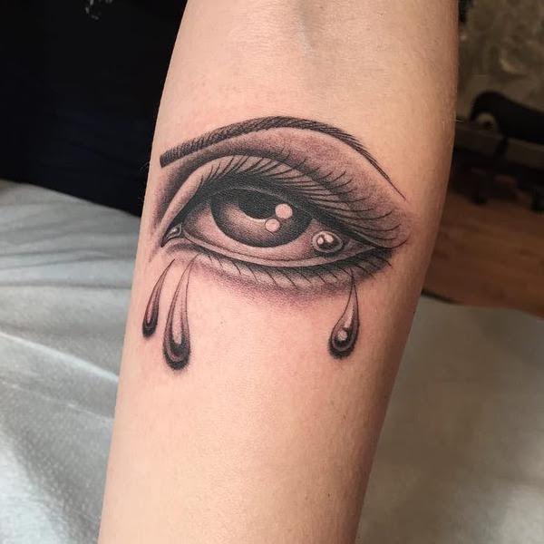 Tribal Tattoos X Tattoo Yeux