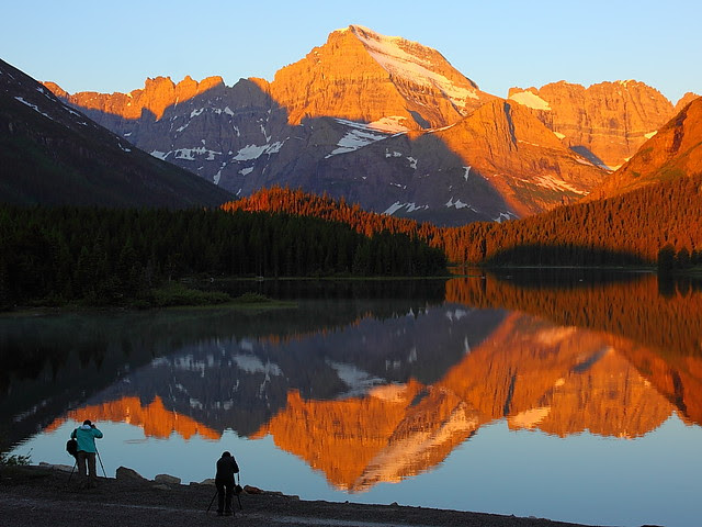 IMG_0507 The Morning of Creation, Glacier National Park