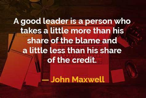kata kata bijak john maxwell pemimpin  baik
