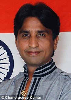 A video taken some years ago allegedly shows Aam Aadmi Party leader Kumar Vishwas making fun of the Sikh community