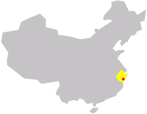 Wenzhou in China